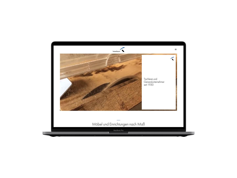 Kreienbaum - Website